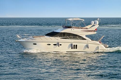 Décoration de yacht à Monaco